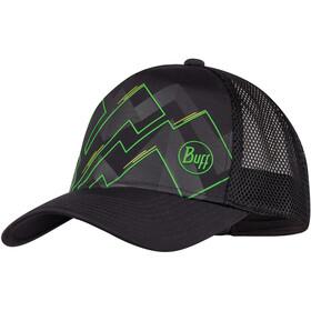 Buff Trucker Cap sone black